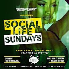 SOCIAL LIFE SUNDAYS @ CLOUD CHECK CLT tickets