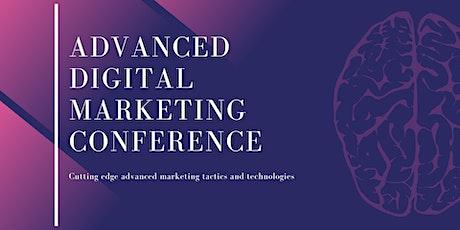 Advanced Digital Marketing Conference tickets