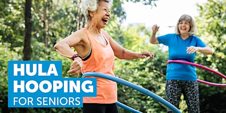 Get Moving: Hula Hooping senior style! tickets