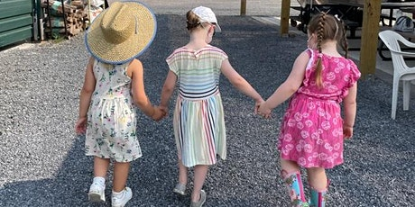 Sunshine Days * Fall 2021 * 4-6 Year Olds * Thursday Afternoons tickets
