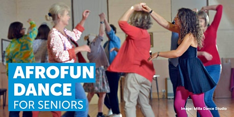 Get Moving: AfroFun Dance tickets