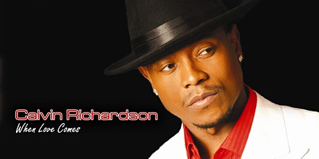 """CALVIN RICHARDSON """"A NIGHT TO REMEMBER"""" tickets"""