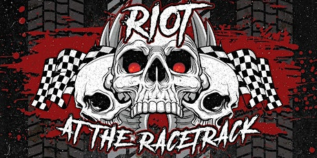 Riot At The Racetrack w/The Convalescence, Casket Robbery, Throne, and many tickets