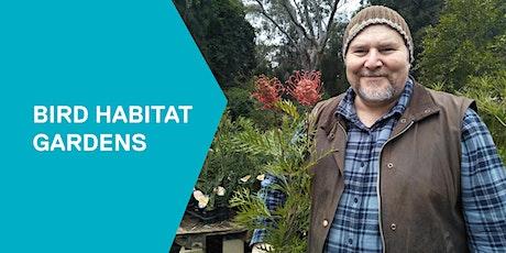 Bird habitat gardens tickets