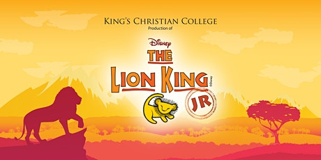 The Lion King Jr Primary Musical tickets