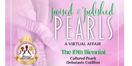 2021 Cultured Pearls Debutante Cotillion tickets