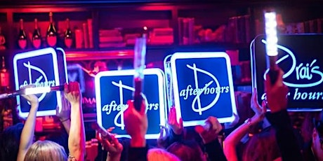 Drai's Afterhours Free Entry tickets