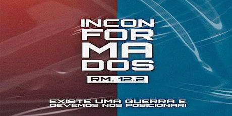 CONF. INCONFORMADOS 2021 tickets