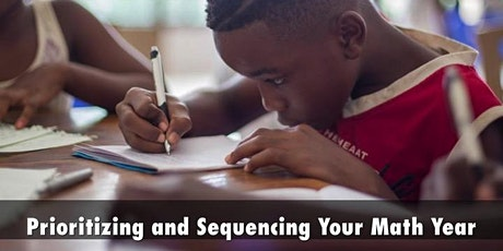 Prioritizing and Sequencing Your Math Year tickets