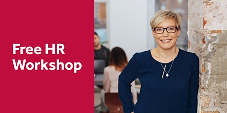 Free HR Workshop: Setting up your Business for Success in 2021 - Whanganui tickets