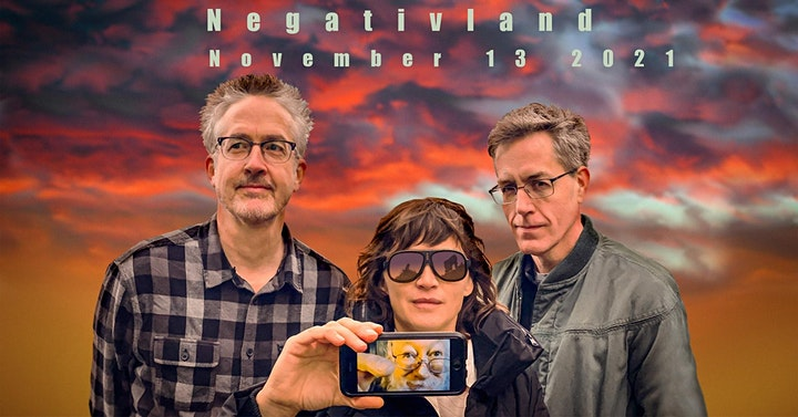 """NEGATIVLAND! """"IT'S NORMAL FROM SOMETHINGS TO COME TO YOUR ATTENTION"""" TOUR! image"""
