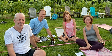 YOGA BY THE VINES AT ARRIGONI WINERY tickets