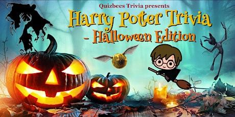 Virtual Harry Potter Trivia  10/27/2021 (Halloween Edition) billets