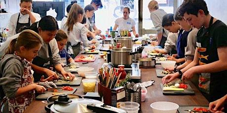 Virtual Drop-In - Cooking @ Home  Series - 6 Weeks Series tickets
