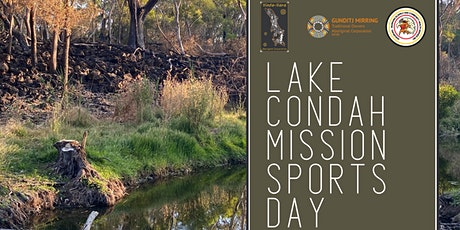 Lake Condah Mission Sports Day tickets