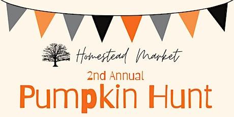 Homestead Market Fall Fair Pumpkin Hunt & Fall Mini Photo Sessions tickets