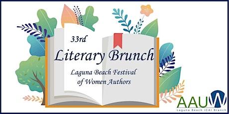 33rd Annual Literary Brunch tickets