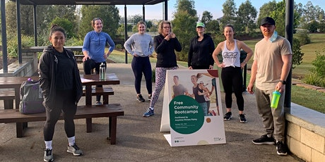 AF Ecco Ripley Free  Community Outdoor Fitness tickets