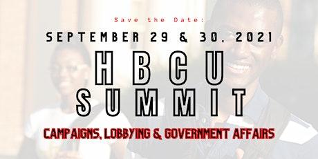 NBPLA/George Washington Univ Graduate School of Political Mgmt: HBCU SUMMIT tickets