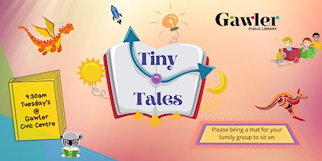 Tiny Tales - September Story Sessions tickets