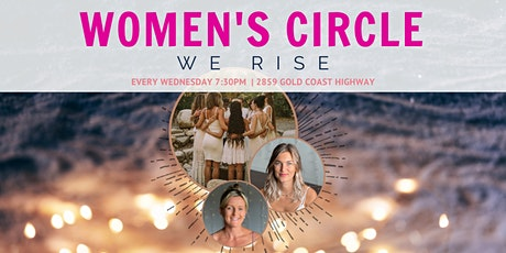WOMEN'S CIRCLE - WE RISE tickets