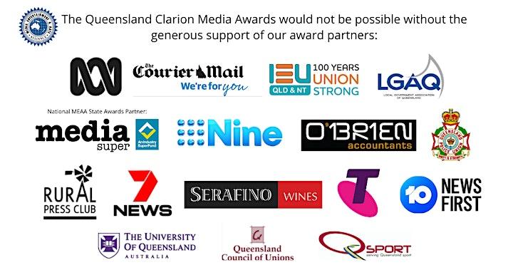 2021 Queensland Clarion Awards image