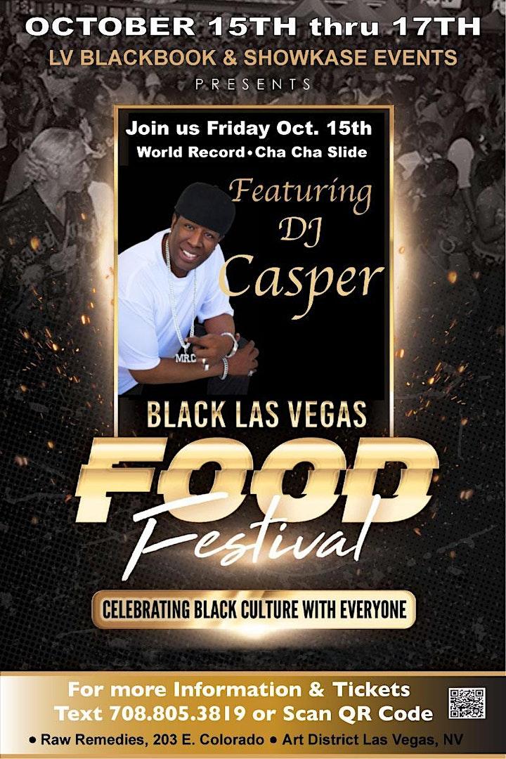 #1 BLACK FESTIVAL IN LAS VEGAS : 4th Annual Black Las Vegas Food Festival image
