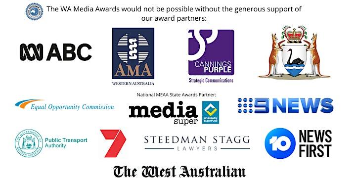 2021 WA Media Awards image
