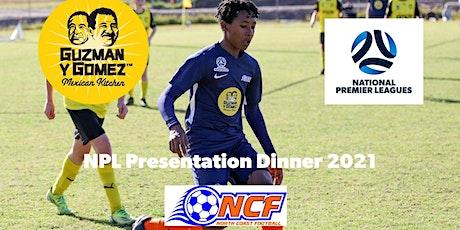 NCF NPL Presentation Night 2021 tickets