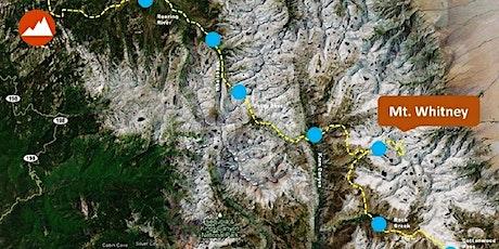 An Inspirational Trek Across the Sierra to Mt. Whitney tickets