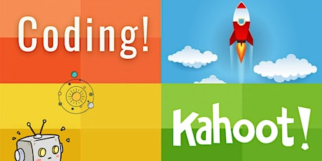 *Free* Learn Scratch Coding with Kahoot! tickets