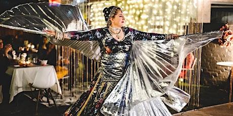 Bollywood Fusion Dance Class (Queen Harish Parda) IN PERSON tickets