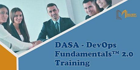 DASA - DevOps Fundamentals™ 2.0 2 Days Training in Fleet tickets