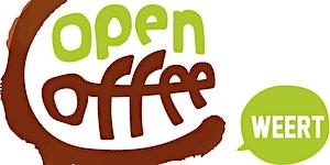 Open Coffee Weert - netwerken op woensdag 5 augustus