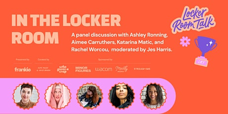 (IN PERSON) In the Locker Room: Panel Discussion tickets