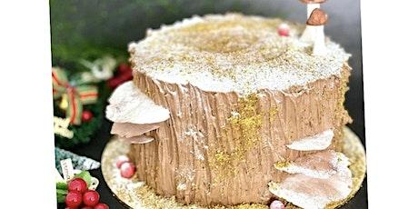 Christmas Log Cake tickets
