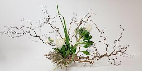 Ikebana workshop tickets