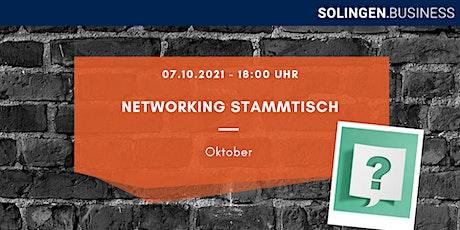 Networking Stammtisch - Oktober Tickets