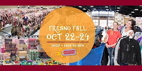 JBF FRESNO Sale: OCT 22-24 (FREE) tickets
