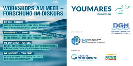 Workshops am Meer -  Eckernförde Tickets