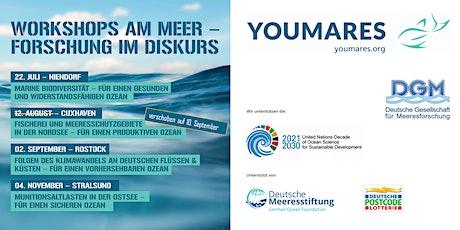 Workshops am Meer - Stralsund Tickets