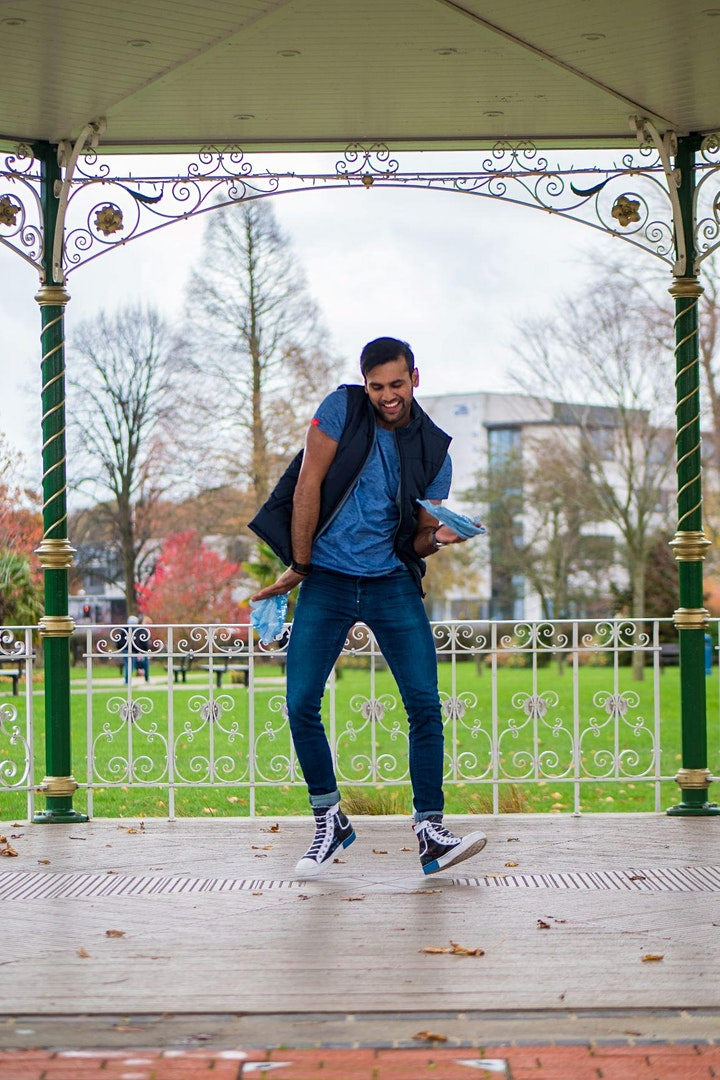Enliven: Give it a Go: Dance Like it's Diwali workshop with Saaj Raja image