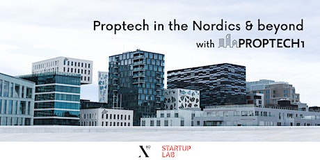 Proptech in the Nordics & beyond tickets