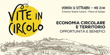 VITE IN CIRCOLO | Economia circolare e territorio biglietti