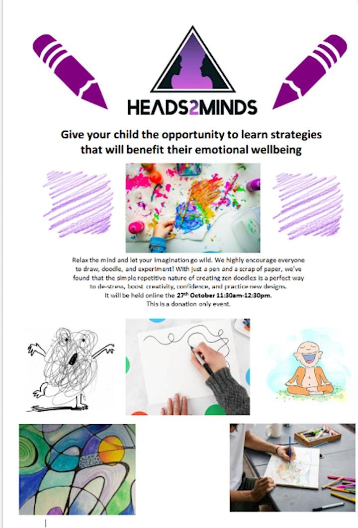 Creative Art with 'Zen Doodle'  Activity image