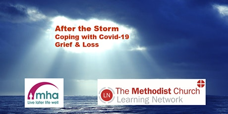After the Storm: Coping with Covid-19 Grief and Loss tickets