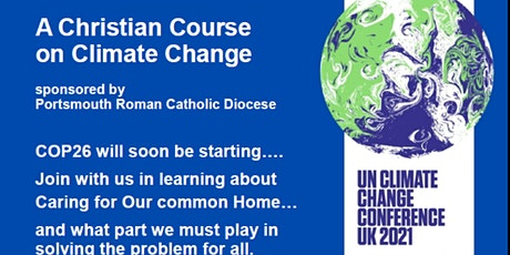 A Christian Course on Climate Change tickets