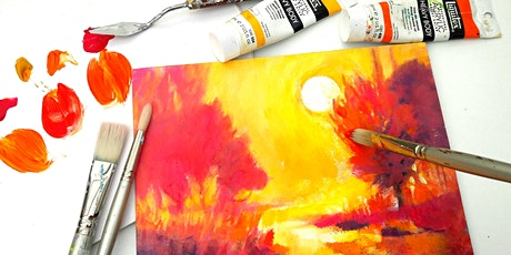Introduction to Acrylic Painting tickets