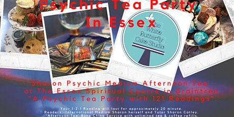 Essex Spiritual Centre - Psychic Afternoon Tea tickets