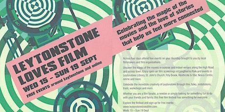 Leytonstone Loves Film tickets